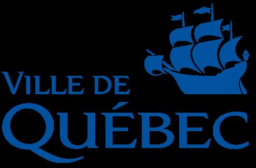 Logo de la Ville de Québec.